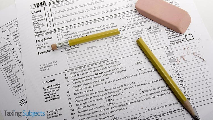 IRS Announces E-File Support for Form 1040-X